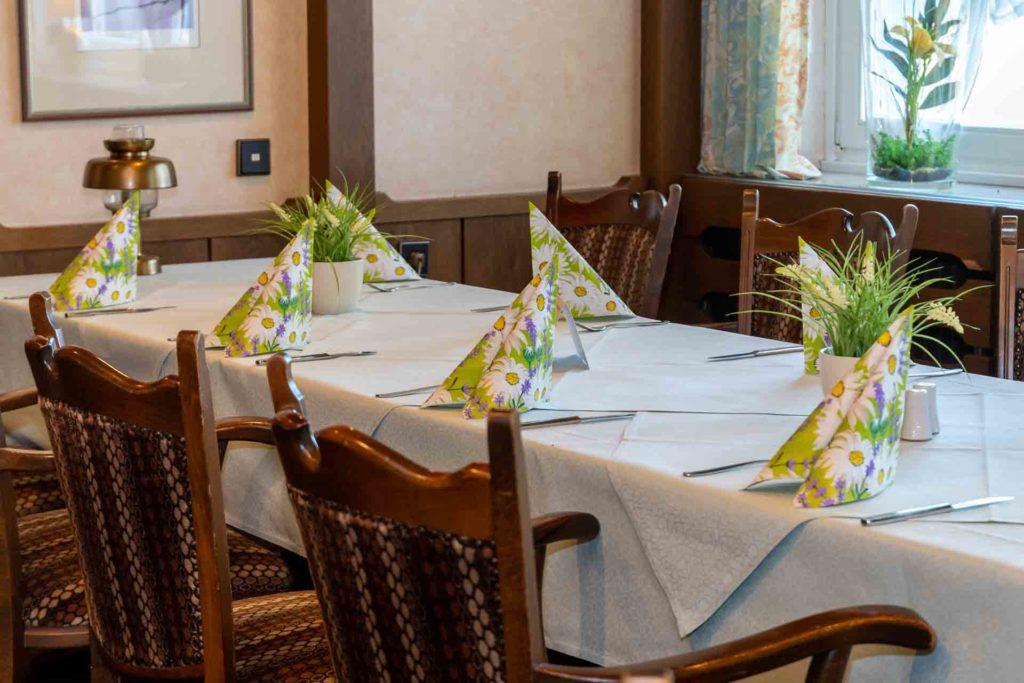 Gaststätte Brocker Mühle Innenbereich