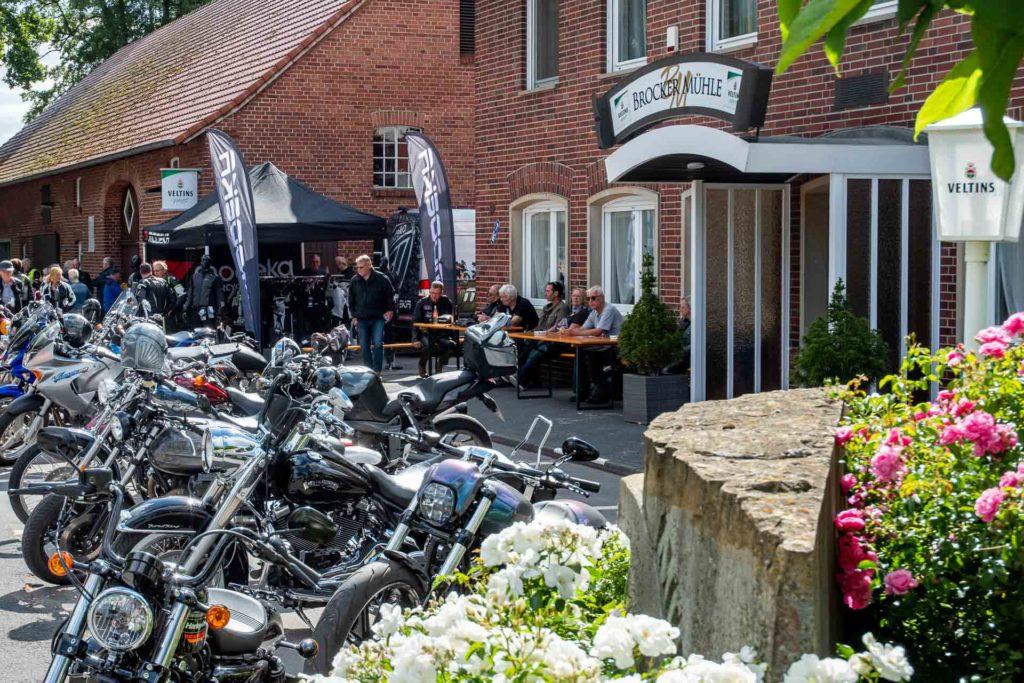 Motorradtreff Brocker Mühle Herzebrock-Clarholz